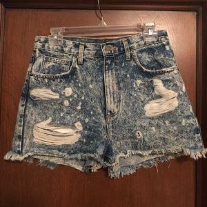 Carmar Los Angeles denim shorts